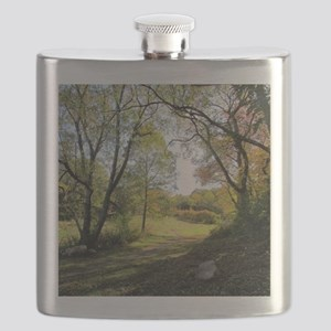 Out of the Woods Flask