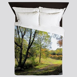 Out of the Woods Queen Duvet