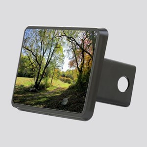 Out of the Woods Rectangular Hitch Cover