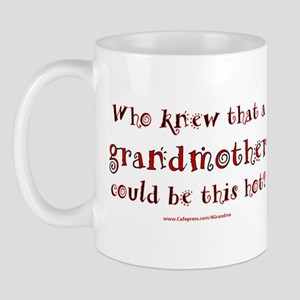 Hot Grandmother Mug