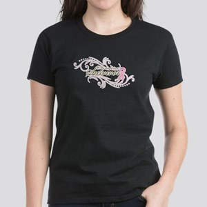 My Aunt is a Survivor Women's Dark T-Shirt