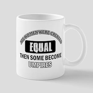 Umpires Design Mugs