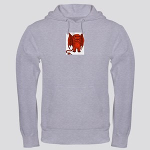 Devil - Hot Stuff Hooded Sweatshirt