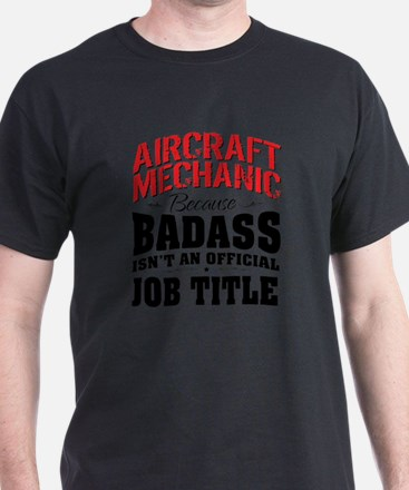 Unique Aircraft T-Shirt