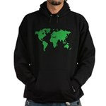 World Map Hoodie