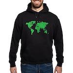 World Map Hoodie