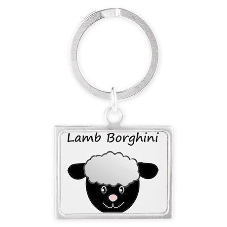 Lamb Borghini Keychains