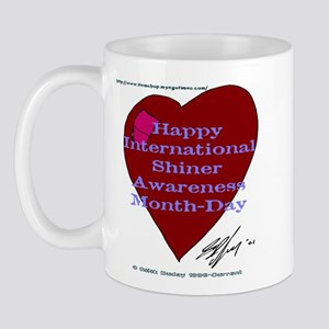 Shiner Awareness Mug