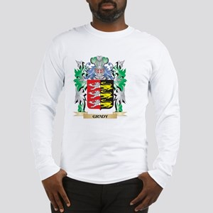 Grady Coat of Arms (Family Cre Long Sleeve T-Shirt