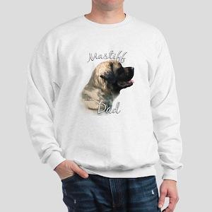 Mastiff(fluff)Dad2 Sweatshirt