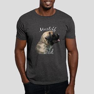 Mastiff(fluff)Dad2 Dark T-Shirt