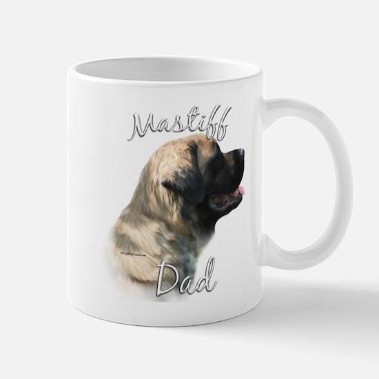 Mastiff(fluff)Dad2 Mug