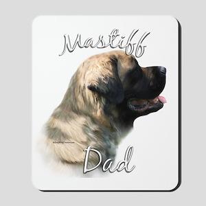 Mastiff(fluff)Dad2 Mousepad