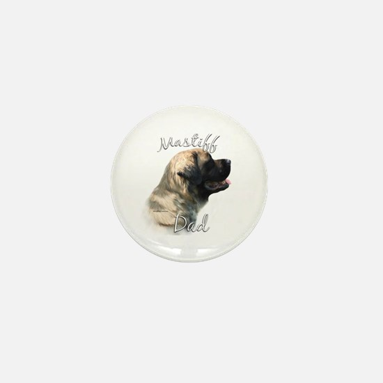 Mastiff(fluff)Dad2 Mini Button