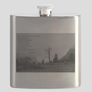 Nine Nights-Havamal Flask