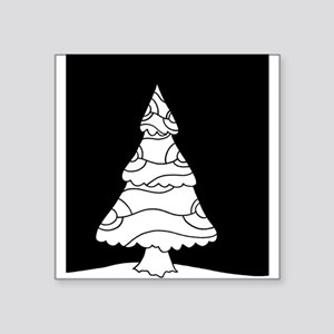 Trees at Night Series Sticker