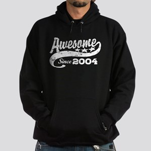 Awesome Since 2004 Hoodie (dark)