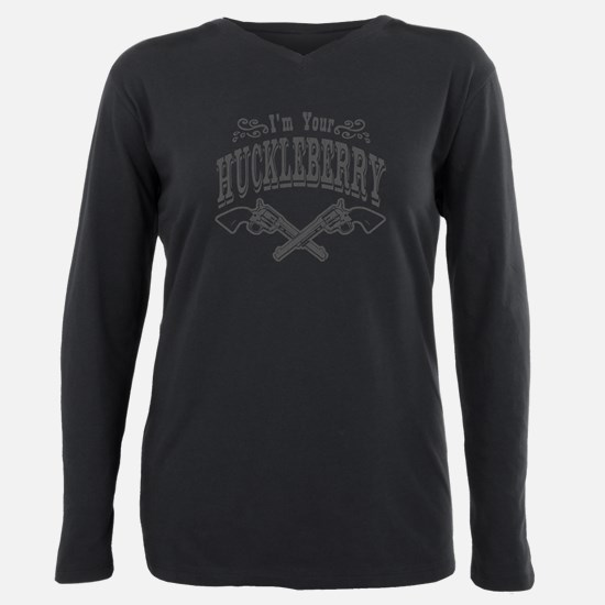 I'm Your Huckleberry! (vintage distressed look) Pl