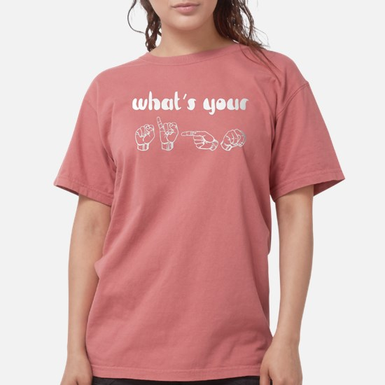 What's Your Sign T-Shirt