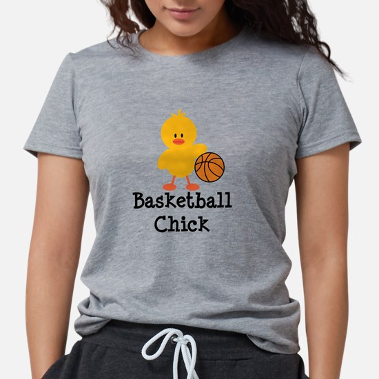 Basketball Chick T-Shirt
