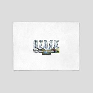 ABH Ozark 5'x7'Area Rug
