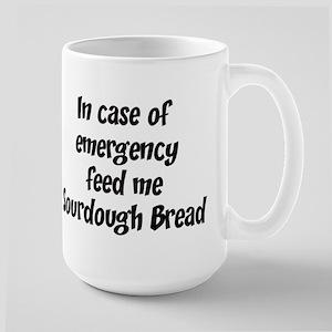 Feed me Sourdough Bread Mugs