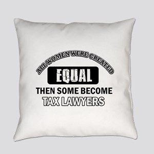 Tax Lawyers Design Everyday Pillow