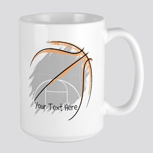 Personalize Basketball Mugs