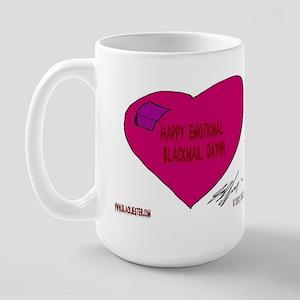 Emotional Blackmail Large Mug