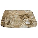 Rustic Memory Foam Bathmats