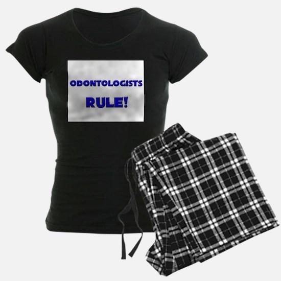 ODONTOLOGISTS43 Pajamas