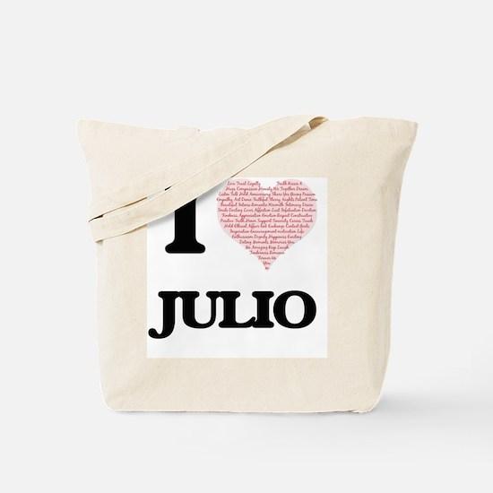 Cute Julio Tote Bag
