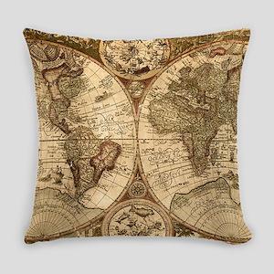 Tribal Masi Print Everyday Pillow