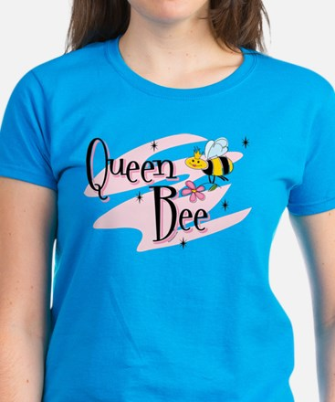 Queen Bee Women's Dark T-Shirt