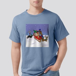 North Pole Dachshunds T-Shirt