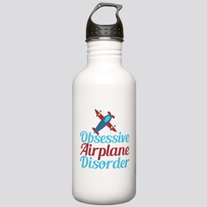 Cool Airplane Stainless Water Bottle 1.0L