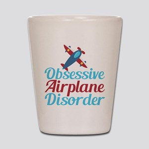 Cool Airplane Shot Glass