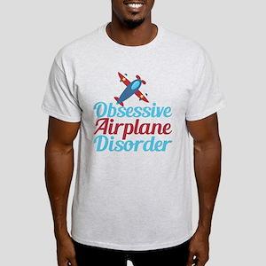 Cool Airplane Light T-Shirt