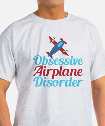 Cool Airplane T-Shirt