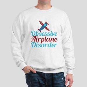 Cool Airplane Sweatshirt