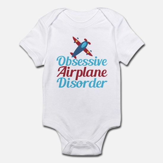 Cool Airplane Infant Bodysuit