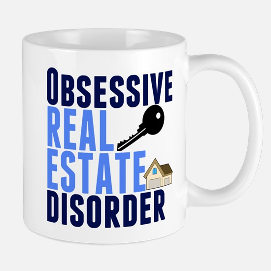 Funny Real Estate Mug