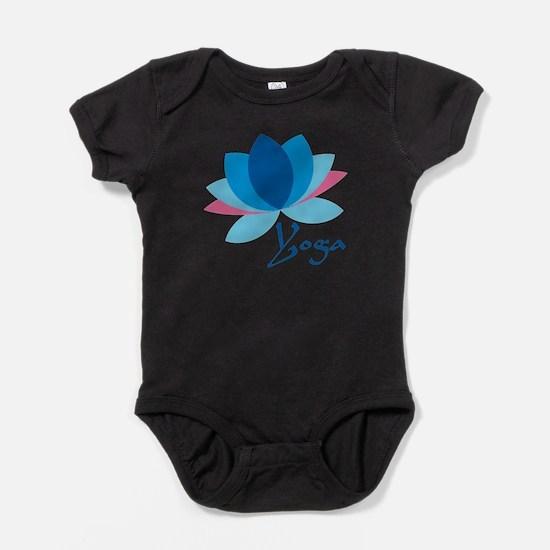 Unique Yoga om Baby Bodysuit