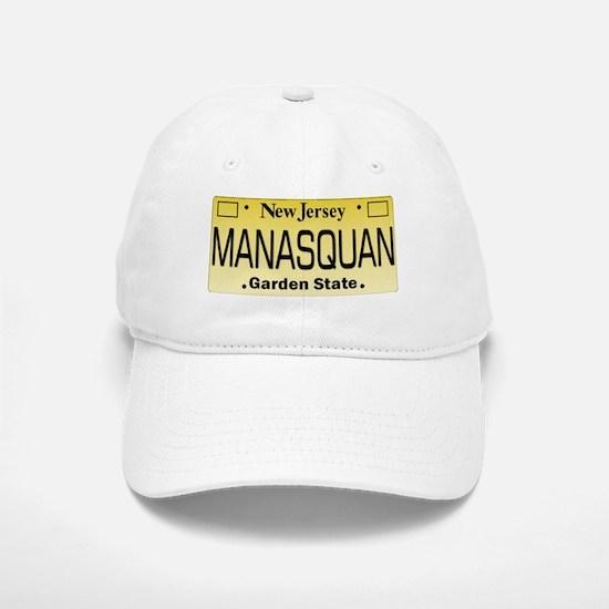Manasquan, NJ Tag Gifts Baseball Baseball Cap