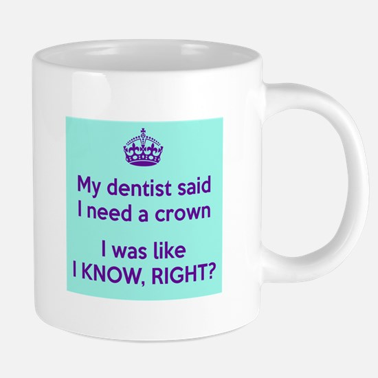 I need a crown Mugs