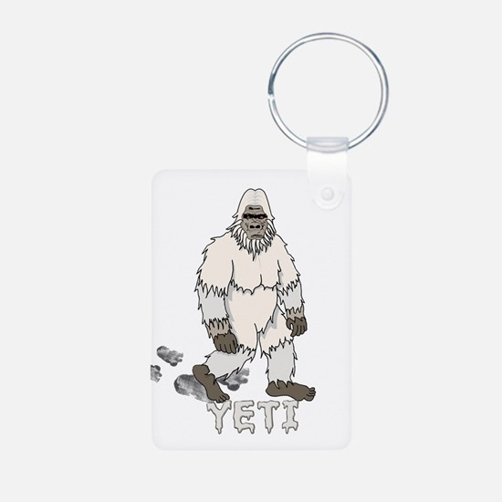 Cute Abominable snowman Keychains