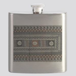 Tribal Design Flask