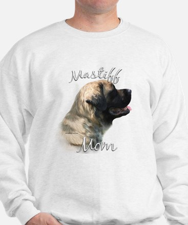 Mastiff(fluff)Mom2 Sweatshirt