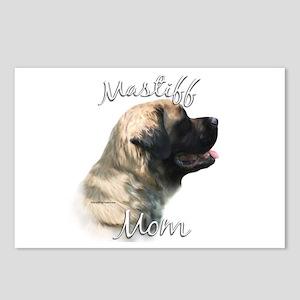 Mastiff(fluff)Mom2 Postcards (Package of 8)
