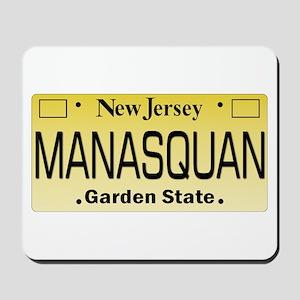 Manasquan, NJ Tag Gifts Mousepad